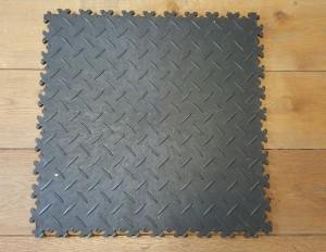 PVC-Fliese-Schwarz-diamond