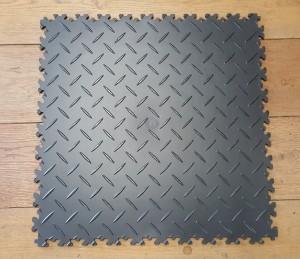 PVC-Fliese-premium-schwarz-diamond